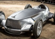 Infiniti Prototype 9 is a celebration of Nissan Motor and Infiniti's ingenuity, artistry and craftsmanship.