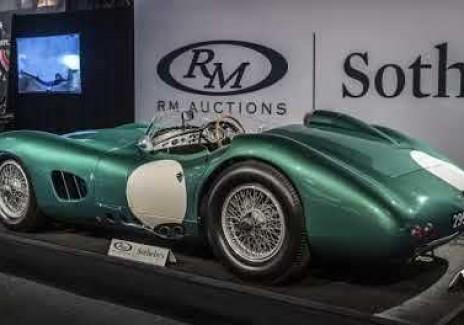 1956 Aston Martin DBR1