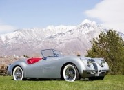 After staying hidden for four decades, the freshly restored XK120 by Pininfarina debutes at Pebble Beach.