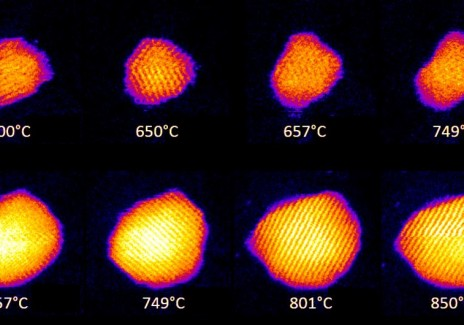 Research Reveals Liquid Gold on the Nanoscale (IMAGE)