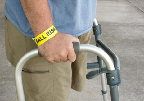 Solution to Elderly Falls (IMAGE)