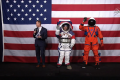 NASA Unveils New High-Tech Spacesuit for Artemis Mission