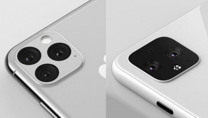 iPhone 11 Pro vs Pixel 4