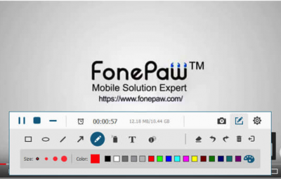 FonePaw Screen Recorder Review - Collaboration Made Easy