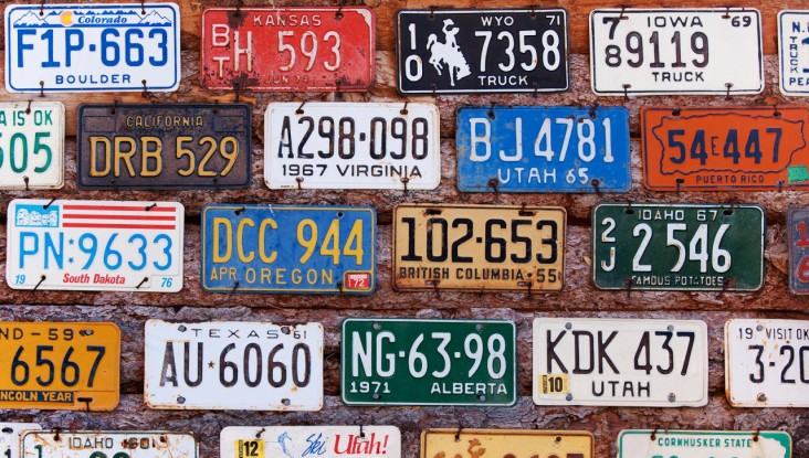 Michael Wiener of Albuquerque New Mexico Shares Fun Facts About the History of USA License Plates