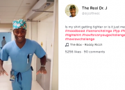 A doctor has decided to shed some light amidst the virus by showing off his moves on TikTok!
