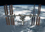 If you want to see NASA's International Space Station for yourself, all you have to do is get a good telescope and point it in the right direction at the right time!