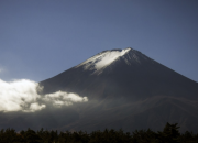 The Japanese government has decided to release a simulation to warn the people to prepare themselves adequately should Mt. Fuji Volcano erupt in the possibly near future.