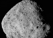 The giant asteroid 1998 OR2, which will be visible through small telescopes as it travels near Earth on April 29, may be identified as a possible threat to the planet due to its proximity, says NASA.