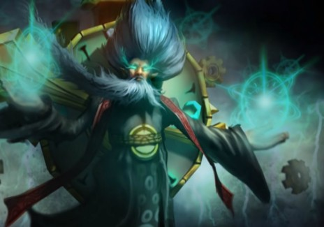 League of Legends 'Zilean'