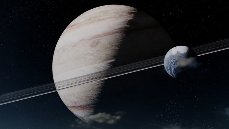 The Gas Giant - Saturn
