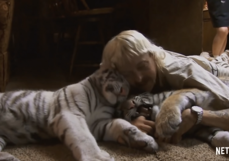 [Animal Cruelty] Niece Claims Netflix's Tiger King