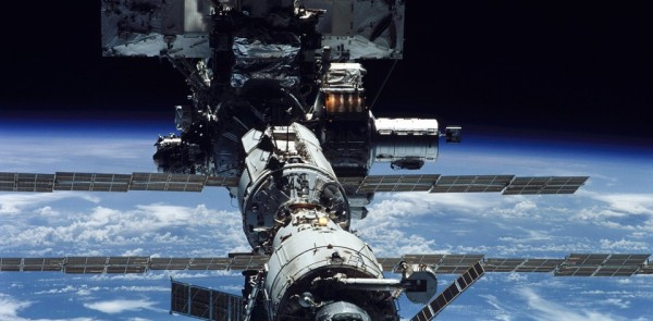 NASA's International Space Station (ISS)