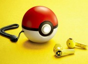 Get the brand-new Pikachu-themed earbuds that come along with a Pokeball-themed charging case now!