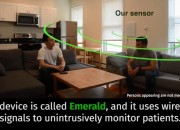MIT Scientists invent no-contact health monitoring device to help in taking care of coronavirus patients that uses wireless signals to observe movements
