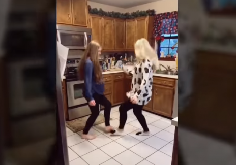 Mother of Two Breaks Both Ankles While Trying the Oh Na Na Na Challenge on TikTok