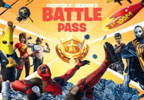 Fortnite Battle Pass Missions