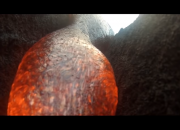 WATCH! If you're curious as to what getting melted by Lava looks like, a GoPro that survived being engulfed might be able to give you answers!