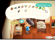 As everyone's stuck at home with nothing to do, most people have turned to the fun game Animal Crossing: New Horizons. If you're wondering how to customize furniture within the game, here's how to do it! Beware, there's a catch!