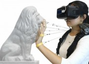 Researchers from Carnegie Mellon University have devised a machine that mimics the feeling or resistance of a real-life object that is seen virtually.