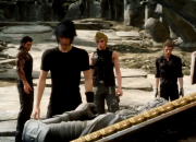 Learn how to activate the infinite sprint feature in Square Enix's Final Fantasy XV!