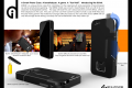 iDrink iPhone case with built-in breathalyzer