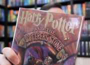 An auction is coming up and a certain teacher is selling three first edition Harry Potter books for $22,000! Who knew it was this expensive?
