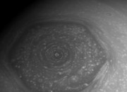 See what makes Saturn so unique with its geometrically accurate hexagon weather phenomenon and how it works!