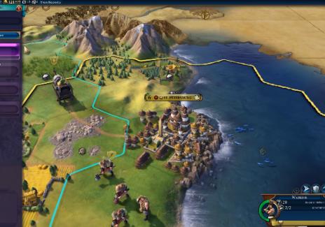 Civilization VI's