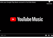 Google Play Music is now part of YouTube Music, and hence Google just released information enabling subscribers to move their libraries, preferences, and playlists over to YouTube.