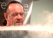 The Undertaker named  Mark William Callaway is a feared WWE superstar and in a recent clip released on Facebook, the wrestler shows how he literally freezes himself under -240 degrees to prepare.