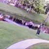 [VIDEO] Horrifying Moment Mom Attempts to Push Autistic Son into A Canal