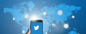 Social media network Twitter is popular all over the world