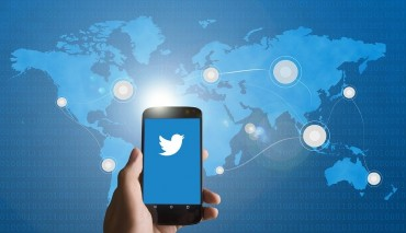 Social media network Twitter is popular all over the world