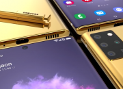 It seems like leaks of the upcoming Samsung Galaxy Note 20 and 20+ have started to surface revealing that the upcoming phone could be green! Or even copper!