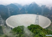 China has a giant radio telescope, it calls FAST and they intend to use it to find aliens. But can they?
