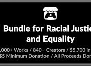 The indie video game platform itch.io is selling a bundle that contains over 1000 games and more to support racial justice and equality. Grab the bundle now before it's too late!