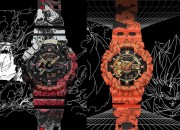 The latest watch designs which took its inspiration fromOne Piece and Dragon Ball Z have just been released and will soon be ready to the public.