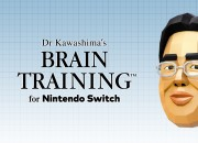 Playing video games might be stereotyped into being something that isn't good for you. But this Nintendo Switch game Dr Kawashima's Brain Training is different. You can have fun while keeping your brain active!