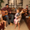 [Viral Video] Colt Clark and the Quarantine Kids Family Do Covers of The Beatles and More!
