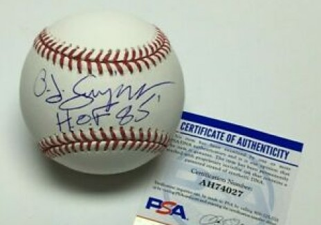 O.J. Simpson Autographed Buffalfo Bills MLB Baseball