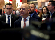 How did Amazon founder gain so much wealth while people like Warren Buffet are losing money?
