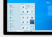 It looks like a future Windows 10 update will be upgrading how the Start Menu looks.