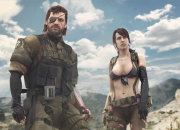The Metal Gear Solid movie is still being worked on and the director wants the original voice actor of Snake to reprise his role.