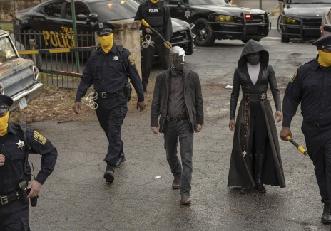 Watchmen's Looking Glass with others