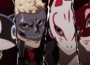 The Persona 5 anime series is officially getting an English dub, and all of the core voice actors are returning - including Joker, who will actually say full sentences now.