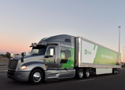 Automating cross-country shipments is what TuSimple is planning to do with their self-driving big rigs within a few years.
