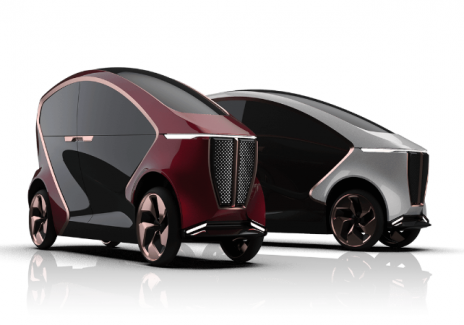 Introducing the New Leia Gabriel's LUV: The Luxury Urban Vehicle Built Small, Beautiful, and Luxurious