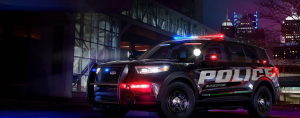 Ford Police Interceptor 2020