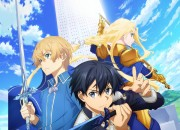 For those who are following the game adaptation of the story, then players can now embark Kirito's final journey as Sword Art Online: Alicization Lycoris is finally out.